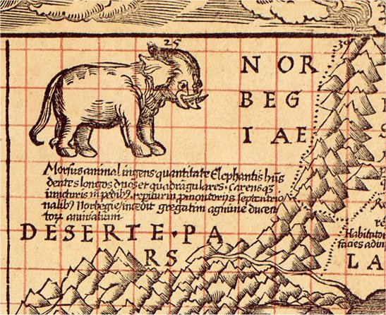 Waldseemuller Morsus 1516