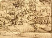 Anon, The Dutch on Mauritius, Het Tvveede Boeck, 1601