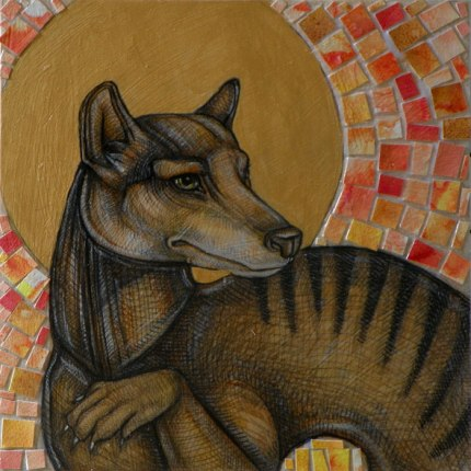 Lynnette Shelley, 'Extinction 1936: The Thylacine' (2012)